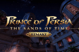 Prince of Persia: The Sands of Time's remake is official and kinda ugly