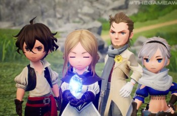 Bravely Default II release delayed to February 26