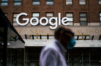 Can the Department of Justice teach Google how to share?