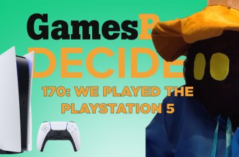 We played the PlayStation 5 | GamesBeat Decides 170