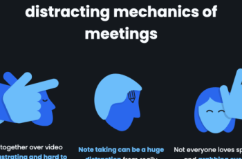 AI can run your work meetings now
