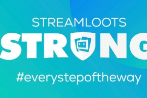 Streamloots Strong will provide mental health support for the streaming community