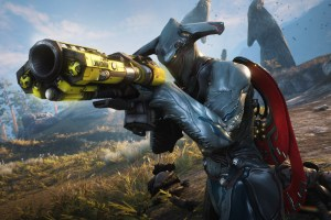 Warframe is getting an old-school arsenal of Unreal Tournament weapons