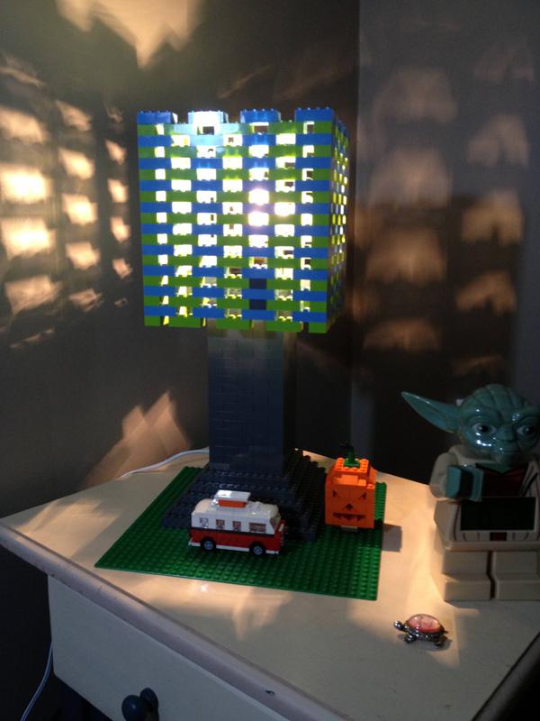 16個LEGO創意玩法,你想也沒有想過可以這樣!