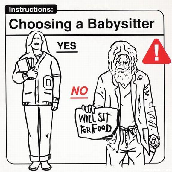 28個史上最強惡搞育嬰貼士,新手父母必讀!