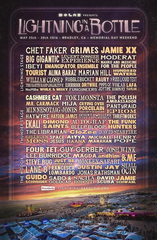 Lightning In A Bottle 2016 Lineup Announced1