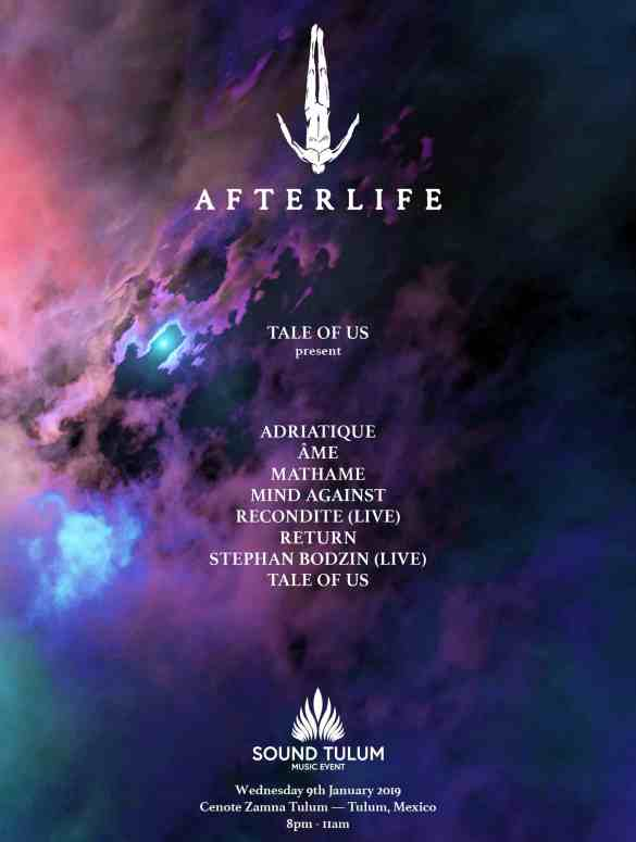 Sound Tulum - Afterlife