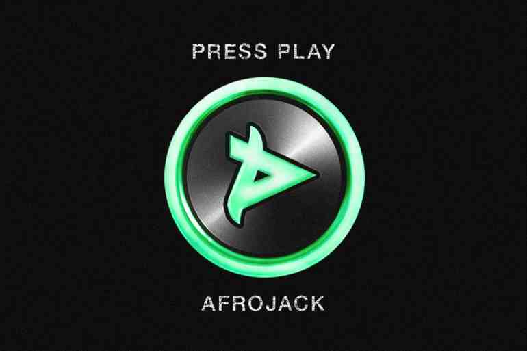 Afrojack – Press Play EP