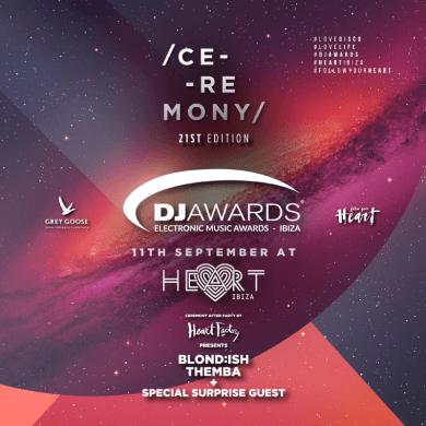 21st Edition DJ Awards