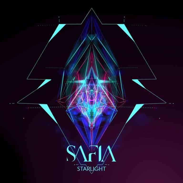 SAFIA - Starlight - intergalactic video for Starlight
