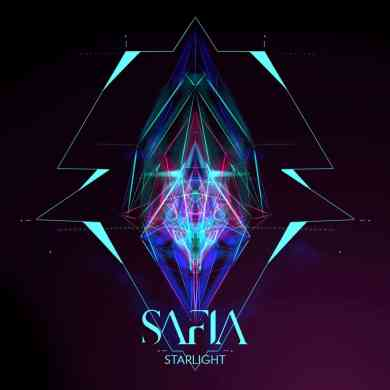 SAFIA - Starlight - intergalactic video for Starlight