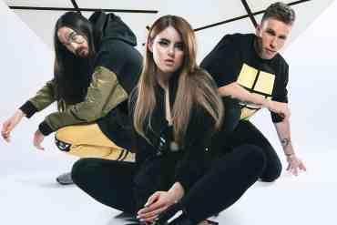 Steve Aoki, Nicky Romero & Kiiara collab Be Somebody