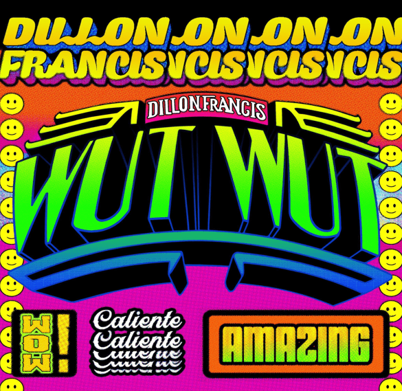 Dillon Francis releases his new album WUT WUT