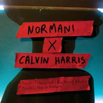 Calvin Harris x Normani