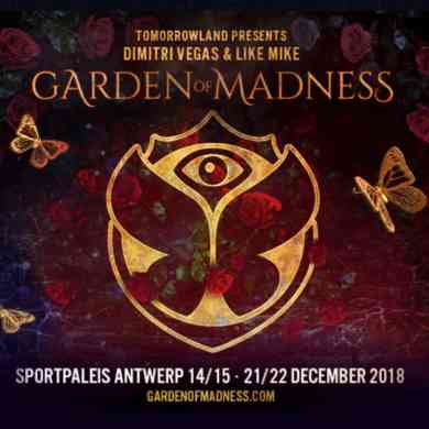 Tomorrowland Presents: The Garden of Madness