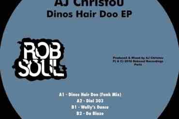 Dinos Hair Doo EP