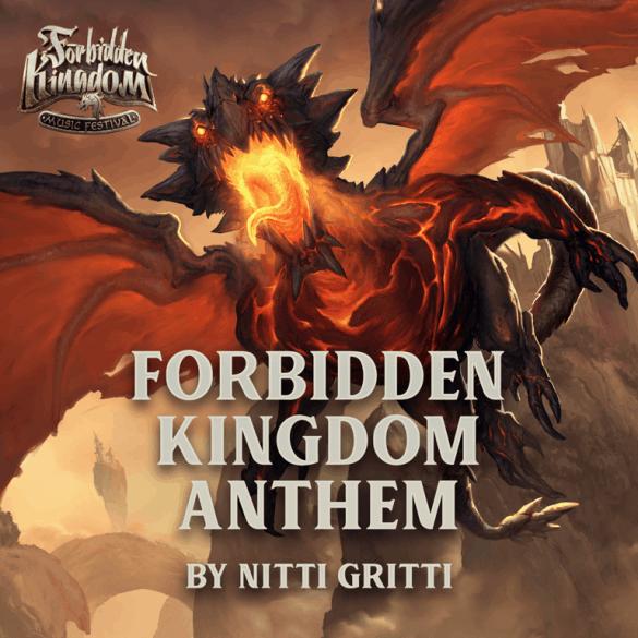 Forbidden Kingdom Anthem