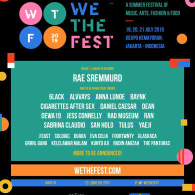 We The Fest 2019 Phase 1 lineup