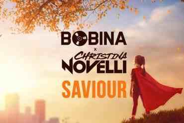 Bobina x Christina Novelli release Saviour on Magik Muzik