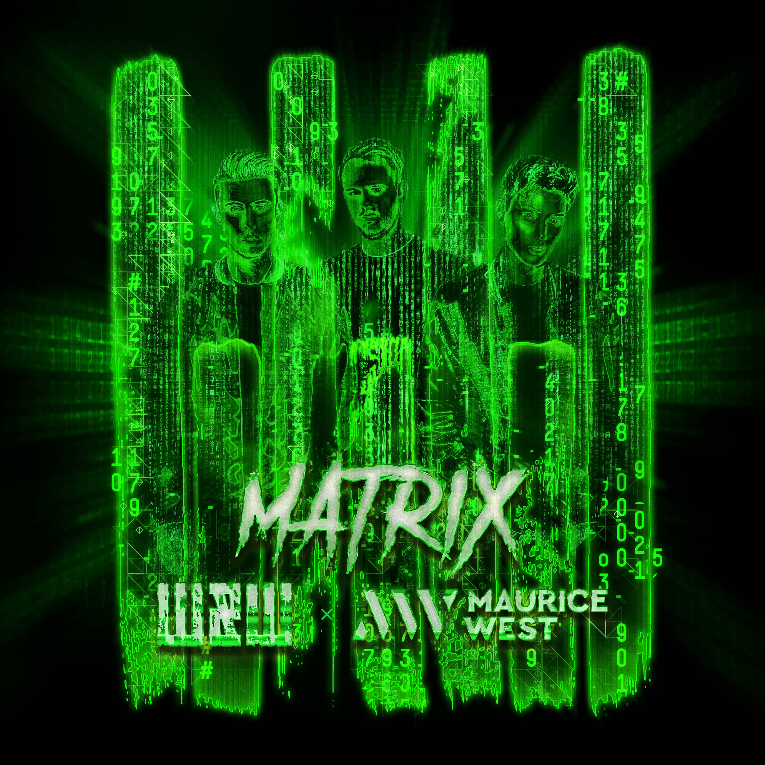 W&W and Maurice West link up for massive banger on Rave Culture: 'Matrix'
