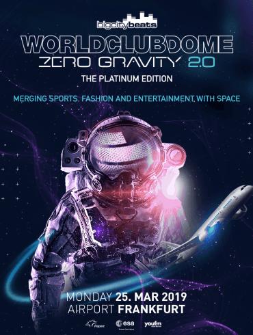 WORLD CLUB DOME Zero Gravity: The Platinum Edition