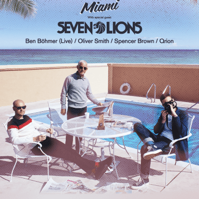 Above & Beyond announces full lineup for Miami Music Week show