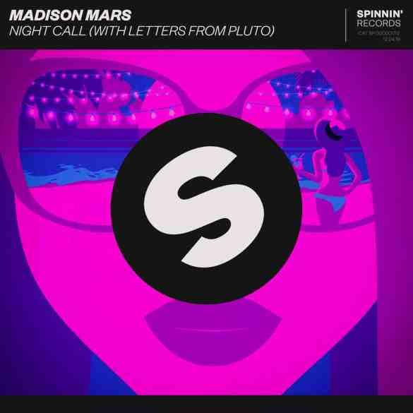 Madison Mars - Night Call