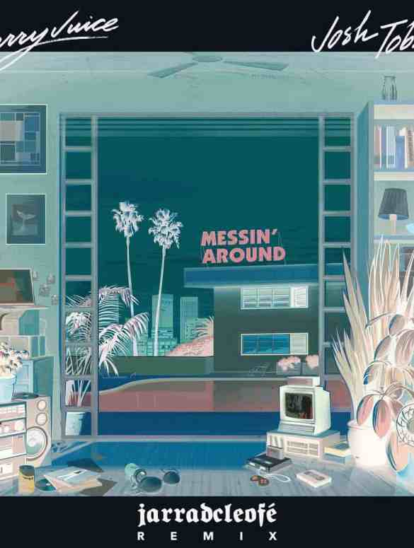 Following the critically-acclaimed release of their recent collaboration 'Messin' Around' on burgeoning French imprint Sidekick Music earlier this month,