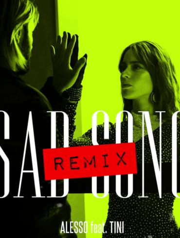 Alesso remixes Sad Song