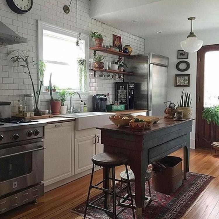eclectic kitchen design ideas on kitchen remodeling and design ideas hgtv id=77283