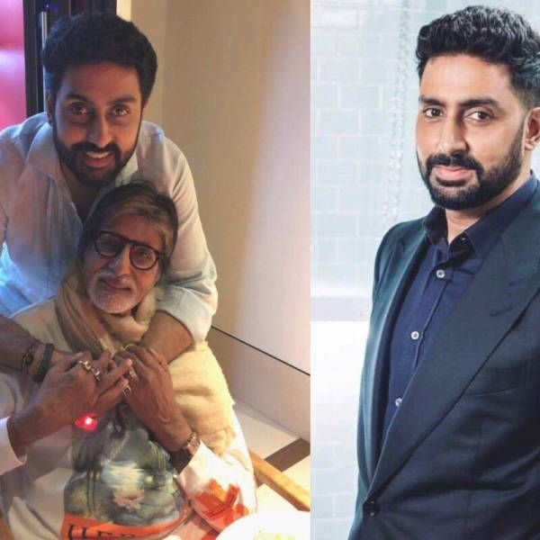 Abhishek Bachchan Decided to quit bollywood amitabh bachchan