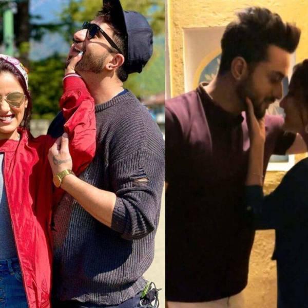 Aly Goni and Jasmin Bhasin Romantic video