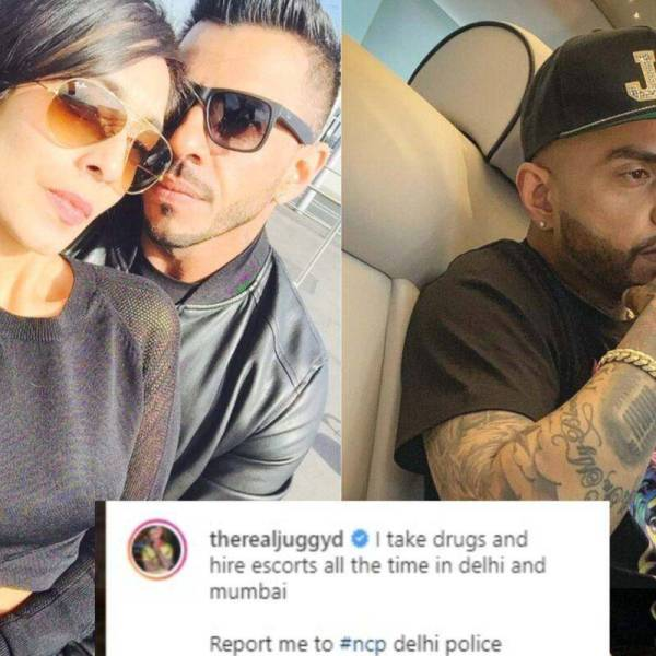 Juggy D Arrested for assaulting wife viral video