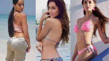 Nora Fatehi Bikini Pictures HD