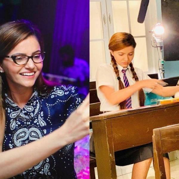 5 YEARS OF SHAKTI FT RUBINA Rubina Dilaik Shakti Show completes 5 years