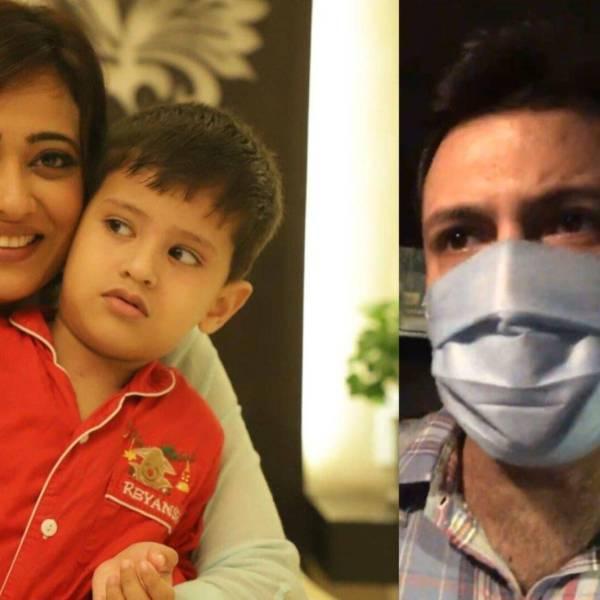 Abhinav Kohli Accuses wife Shweta Tiwari of Abandoning son