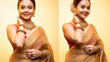 Devoleena Bhattacharjee maid in lunch stories 2
