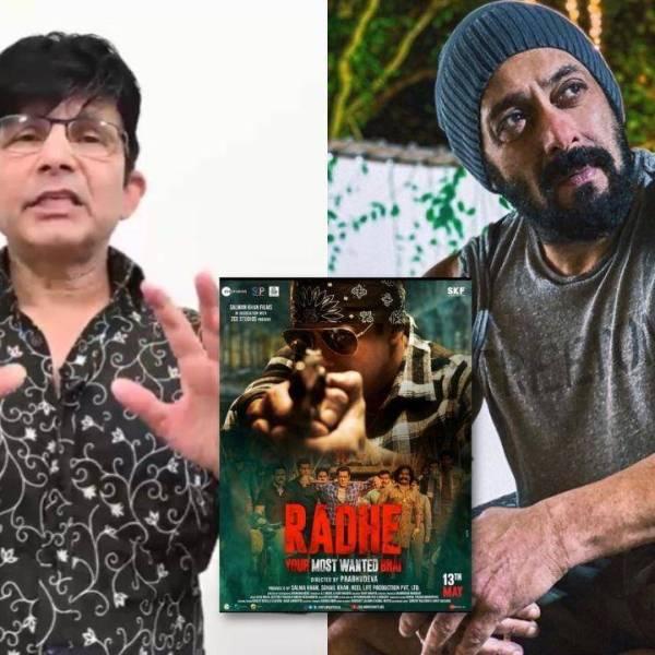 Salman Khan KRK Radhe Movie Review case