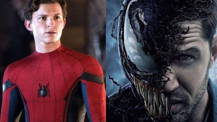 Spider Man Venom movie together