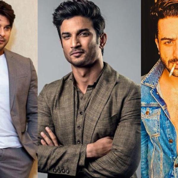 Times 50 Most Desirable Men 2020 Sushant singh rajput tops the list Sidharth Shukla