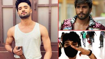 Zeeshan Khan Opens Up On His Bathrobe Controversy At Airport Drags Ranveer singh in row