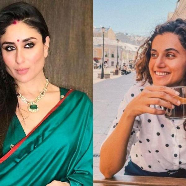 Taapsee Pannu Supports Kareena Kapoor Khan In Sita Row