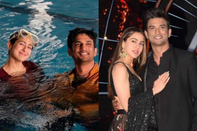 SSR's 1st Death Anniversary sara ali khan emotional note for sushant