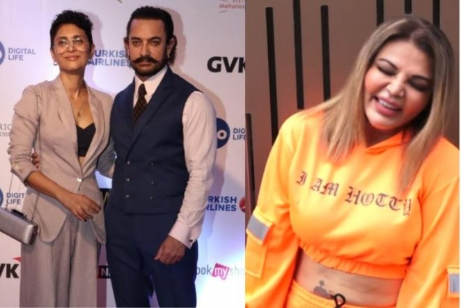 Aamir Khan Gets Marriage Proposal From Rakhi Sawant After Divorce From Wife Kiran Rao