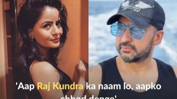 "Gandi Baat Fame Gehana Vasisth Claims Police 'Forced' Her To Take Kundra's Name: ""Aap Raj Kundra Ka Naam Lo, Aapko Chhod Denge"""