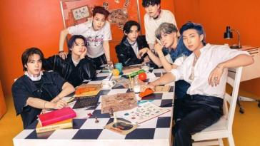 BTS Permission to Dance R&B Remix Released