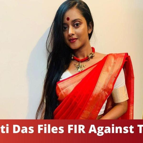 Desher Mati Actress Shruti Das Files Complaint Against Trolls Commenting On Her Skin-Tone