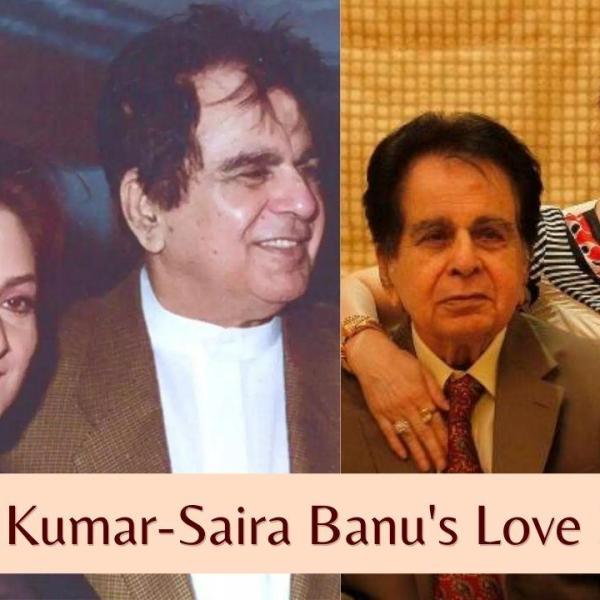 Dilip Kumar No More: A look back at Bollywood superstar and Saira Banu's love story