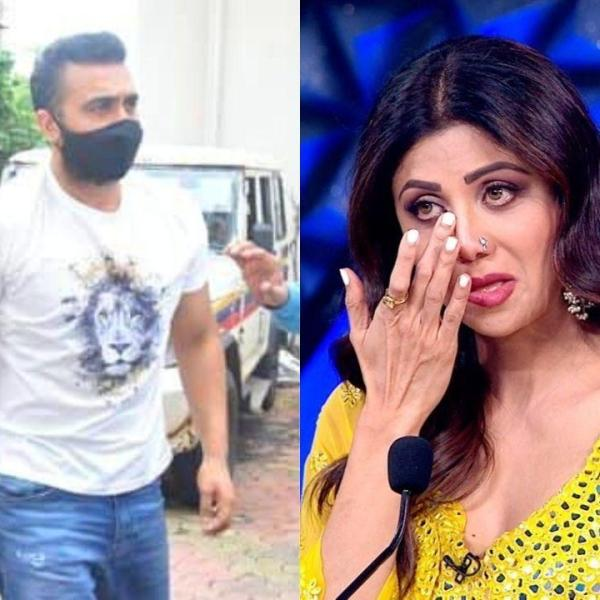 Netizens Call Out Shilpa Shetty After Husband Raj Kundra Arrest In Pornography Case