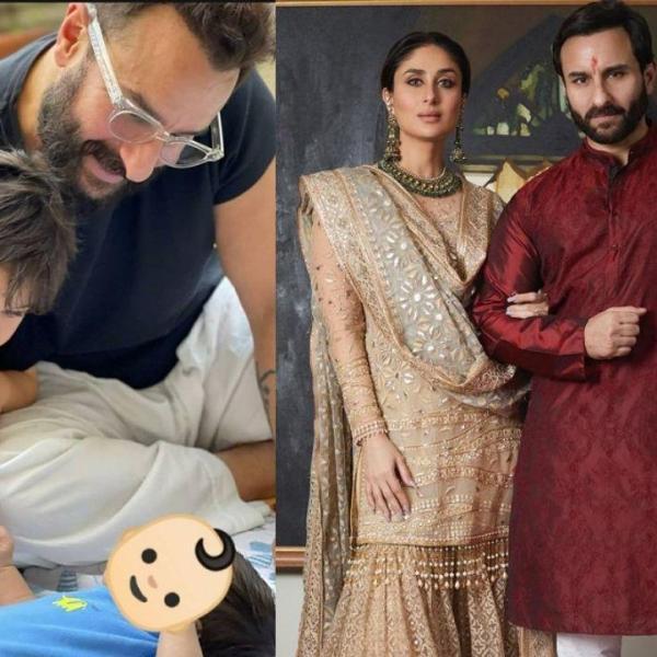 Kareena Kapoor and Saif Ali Khan second child name is Jeh Ali Khan confirms randhir kapoor